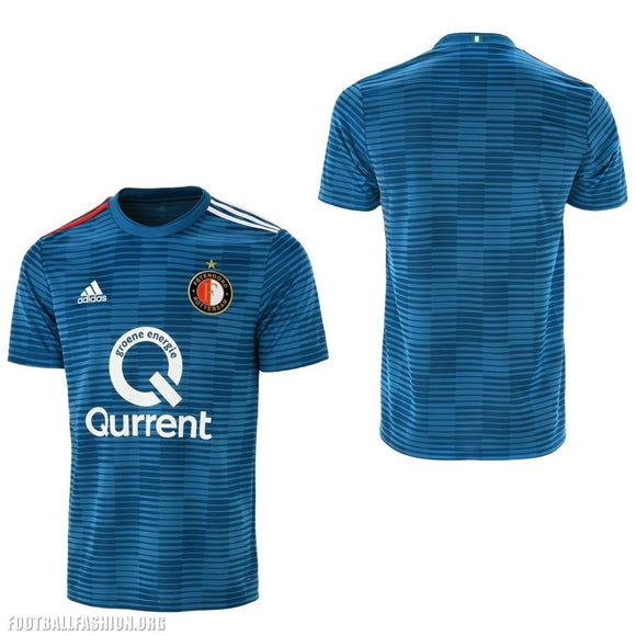 Feyenoord | Away Kit 18/19
