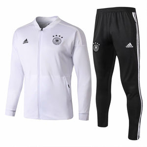 Germany | White | Training Tracksuit 18/19