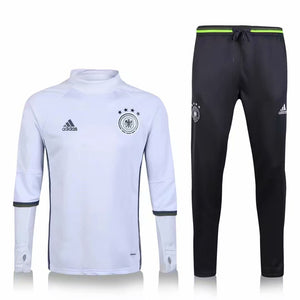 Germany | White Training Top + Pants 16/17