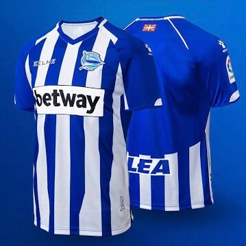 Deportivo Alavés | Home Kit 18/19