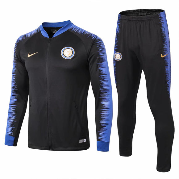 Inter Milan | Black Training Tracksuit 18/19