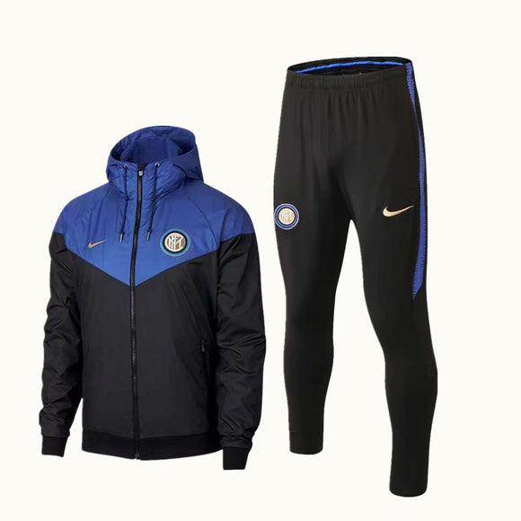 Inter Milan |  Windbreaker Jacket + Pants Training Suit 18/19
