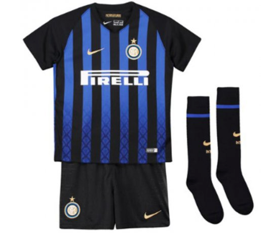 Inter Milan | Kids | Home Kit 18/19