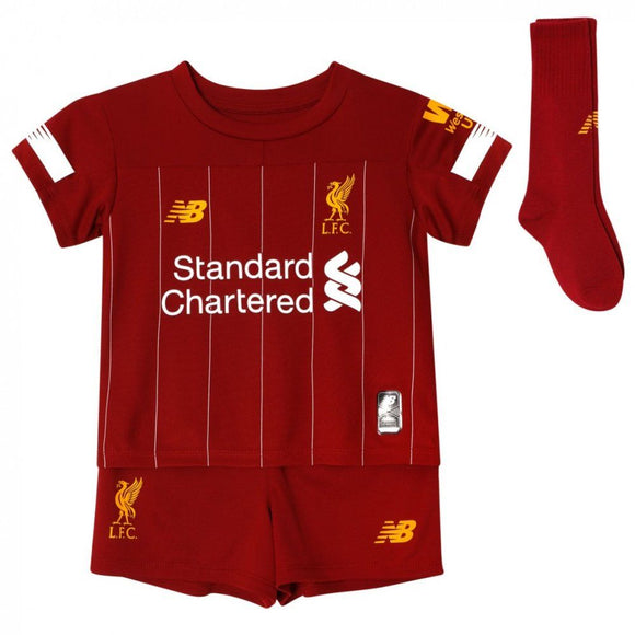 Liverpool | Kids | Home Kit 19/20