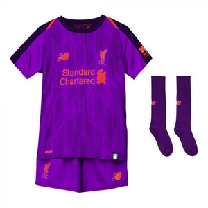 Liverpool | Kids | Away Kit 18/19