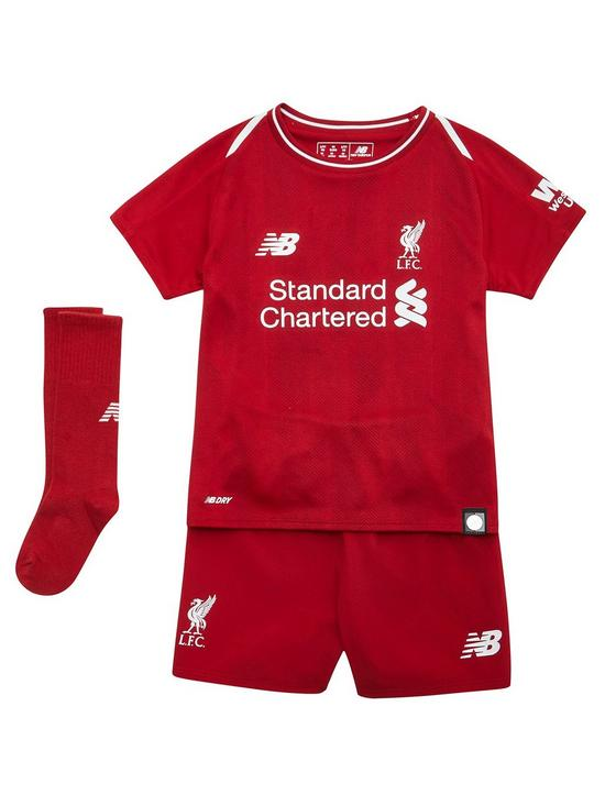 Liverpool | Kids | Home Kit 18/19