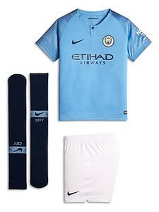 Man City | Kids | Home Kit 18/19