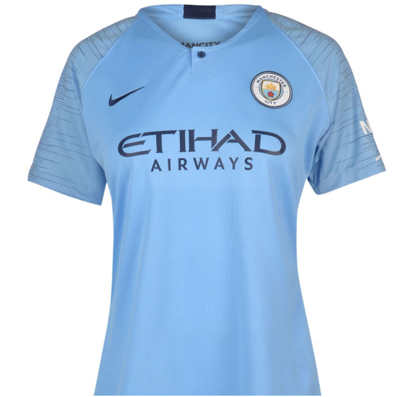 Man City | Women | Home Kit 18/19