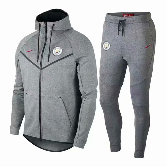 Man City | Hoodie Jacket + Pants Training Suit 18/19