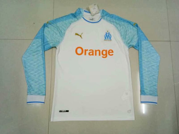 Marseille  | Home Kit 18/19 | Long Sleeves