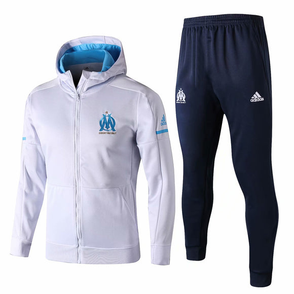 Marseille | Hoodie Jacket + Pants Training Suit 17/18