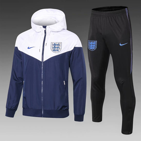 England | Windbreaker Jacket + Pants Training Suit 18/19