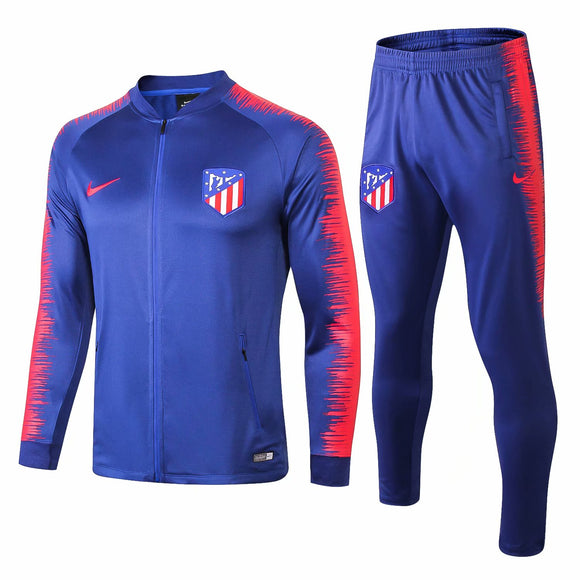 Atletico Madrid  | Blue Type B Training Tracksuit 18/19