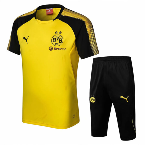 Dortmund | Yellow Short Training Suit 17/18