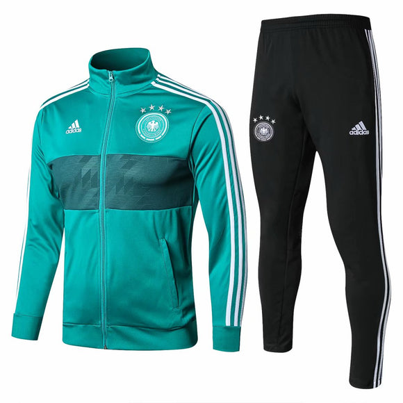Germany | Green | Training Tracksuit 18/19