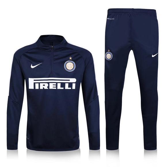 Inter Milan | Blue Training Top + Pants 16/17