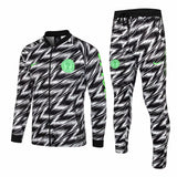 Nigeria | White | Training Tracksuit 18/19