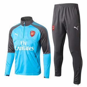 Arsenal | Blue Training Top + Pants 17/18