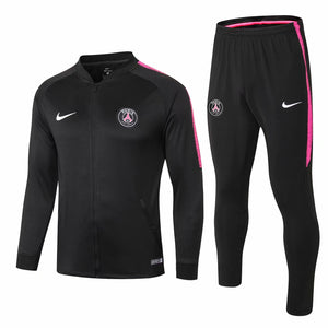 PSG | Black Type A | Training Tracksuit 18/19