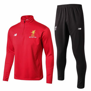 Liverpool | Red Training Top + Pants 17/18