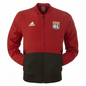 Lyonnais | Red | Training Tracksuit 18/19