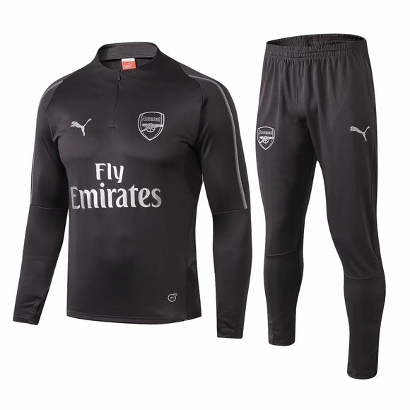 Arsenal | Grey Training Top + Pants 18/19