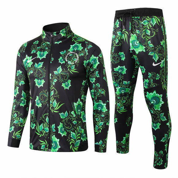 Nigeria | Green | Training Tracksuit 18/19