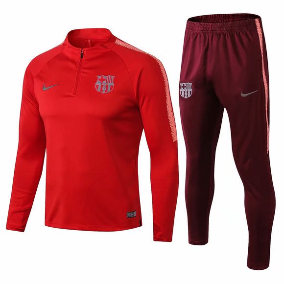 Barcelona | Red Type A Training Top + Pants 18/19