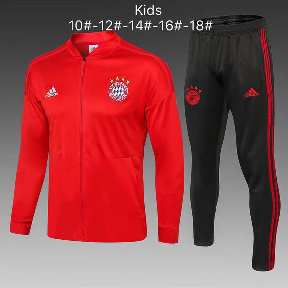 Bayern | Kids Training Tracksuit 18/19