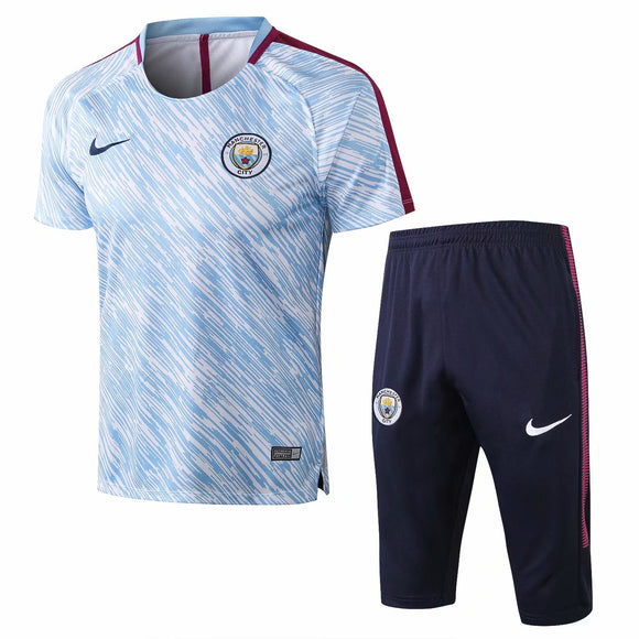 Man City | Short Training Suit 17/18