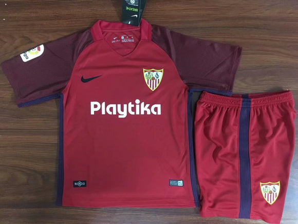 Sevilla Fútbol Club | Kids | Away Kit 18/19