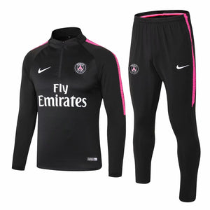 PSG | Black | Training Top Type A + Pants 18/19