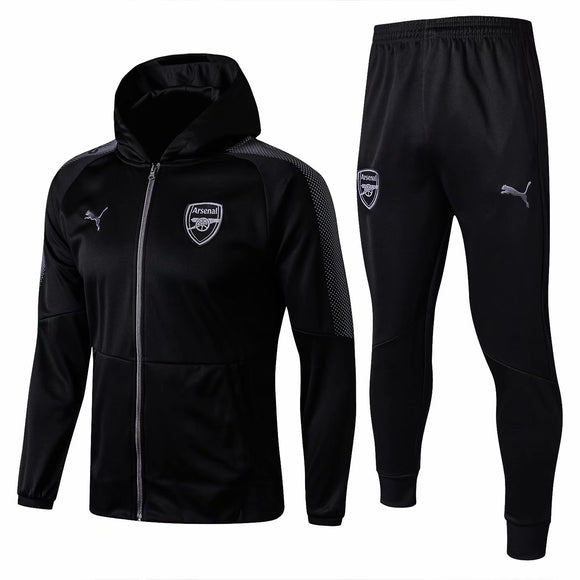 Arsenal | Hoodie Jacket + Pants Training Suit 17/18