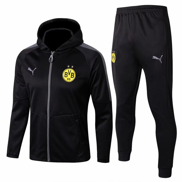 Dortmund | Hoodie Jacket + Pants Training Suit 17/18