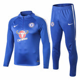 Chelsea | Blue Type A Training Top + Pants 18/19