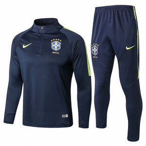 Brazil | Blue Type A | Training Top + Pants 18/19