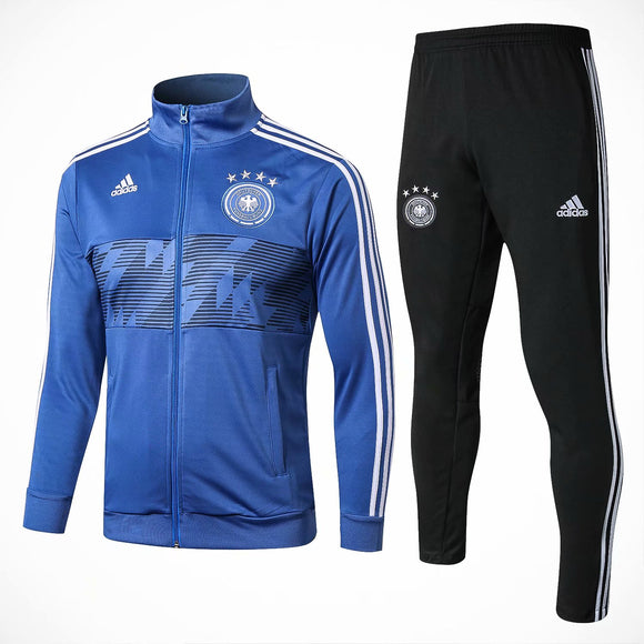 Germany | Blue | Training Tracksuit 18/19