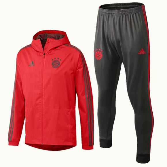 Bayern | Windbreaker Jacket + Pants Training Suit 18/19