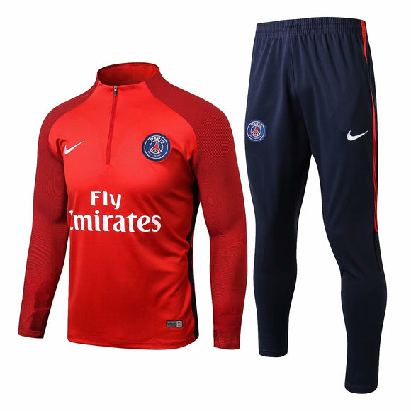 PSG | Red Training Top + Pants 17/18