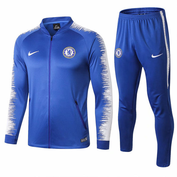 Chelsea | Blue Type B Training Tracksuit 18/19