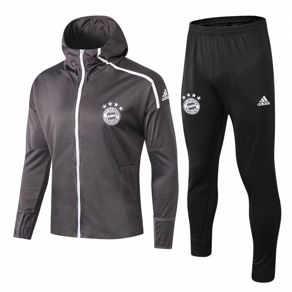 Bayern | Hoodie Jacket + Pants Training Suit 18/19