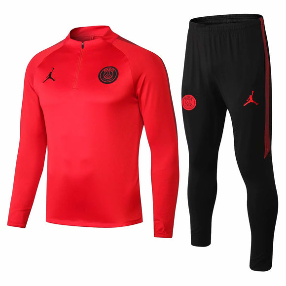 PSG | Jordan Red Training Top Type A + Pants 18/19