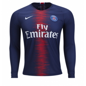 PSG | Home Kit 18/19 | Long Sleeves