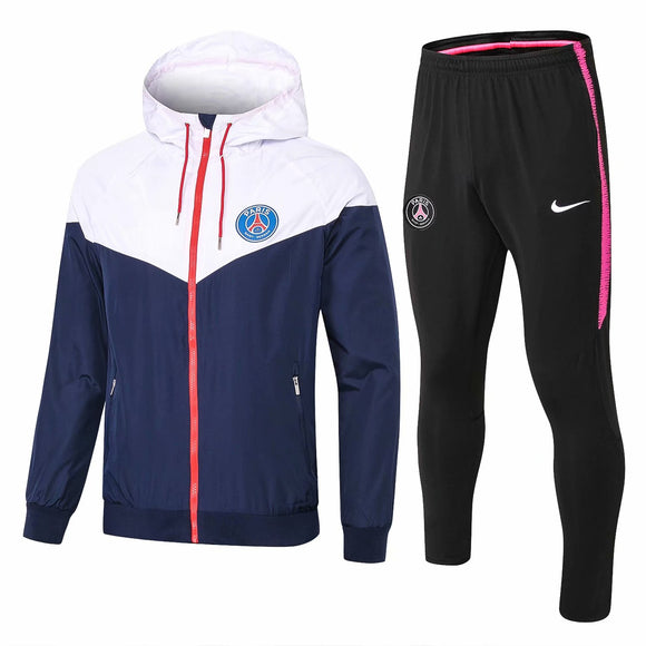 PSG | Windbreaker Jacket + Pants Training Suit 18/19
