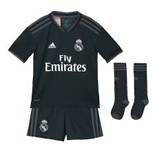 Real Madrid  | Kids | Away Kit 18/19
