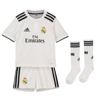 Real Madrid  | Kids | Home Kit 18/19