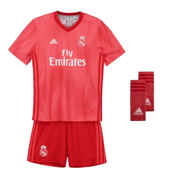 Real Madrid  | Kids | Third Kit 18/19