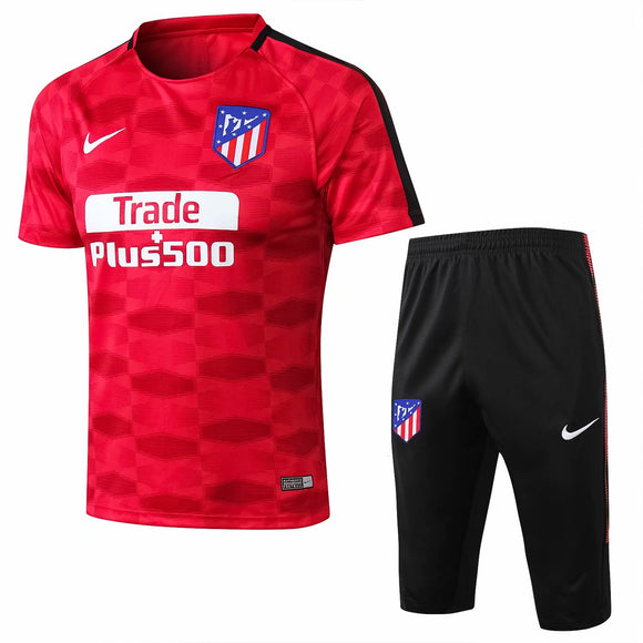 Atletico Madrid  | Red Short Training Suit 18/19