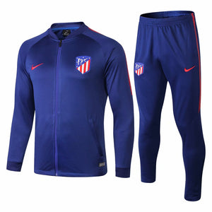 Atletico Madrid  | Blue Type A Training Tracksuit 18/19