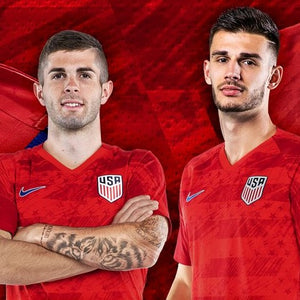 USA | Away Kit 19/20